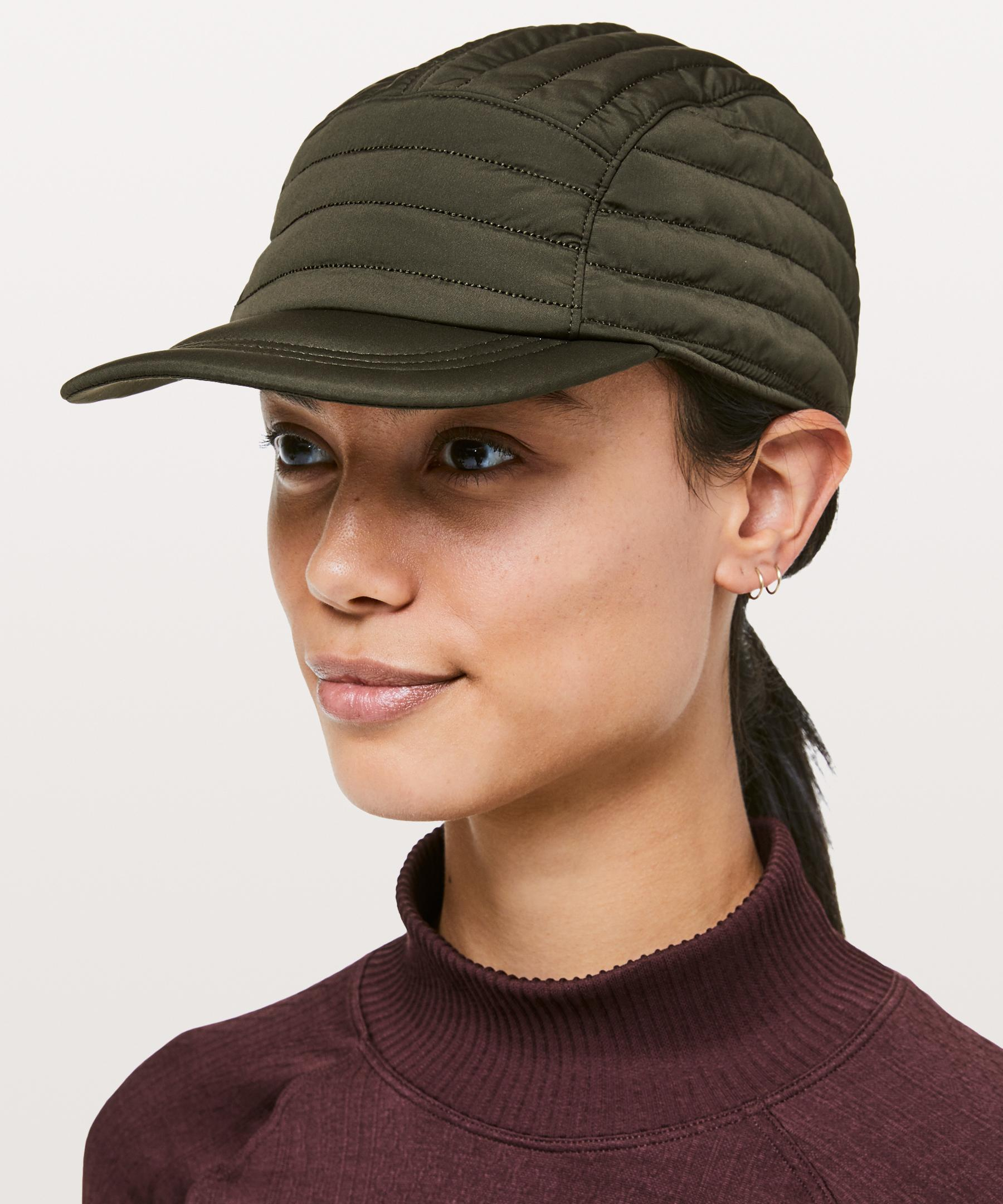 30eac7072 lululemon athletica Pinnacle Warmth Hat in Green for Men - Lyst