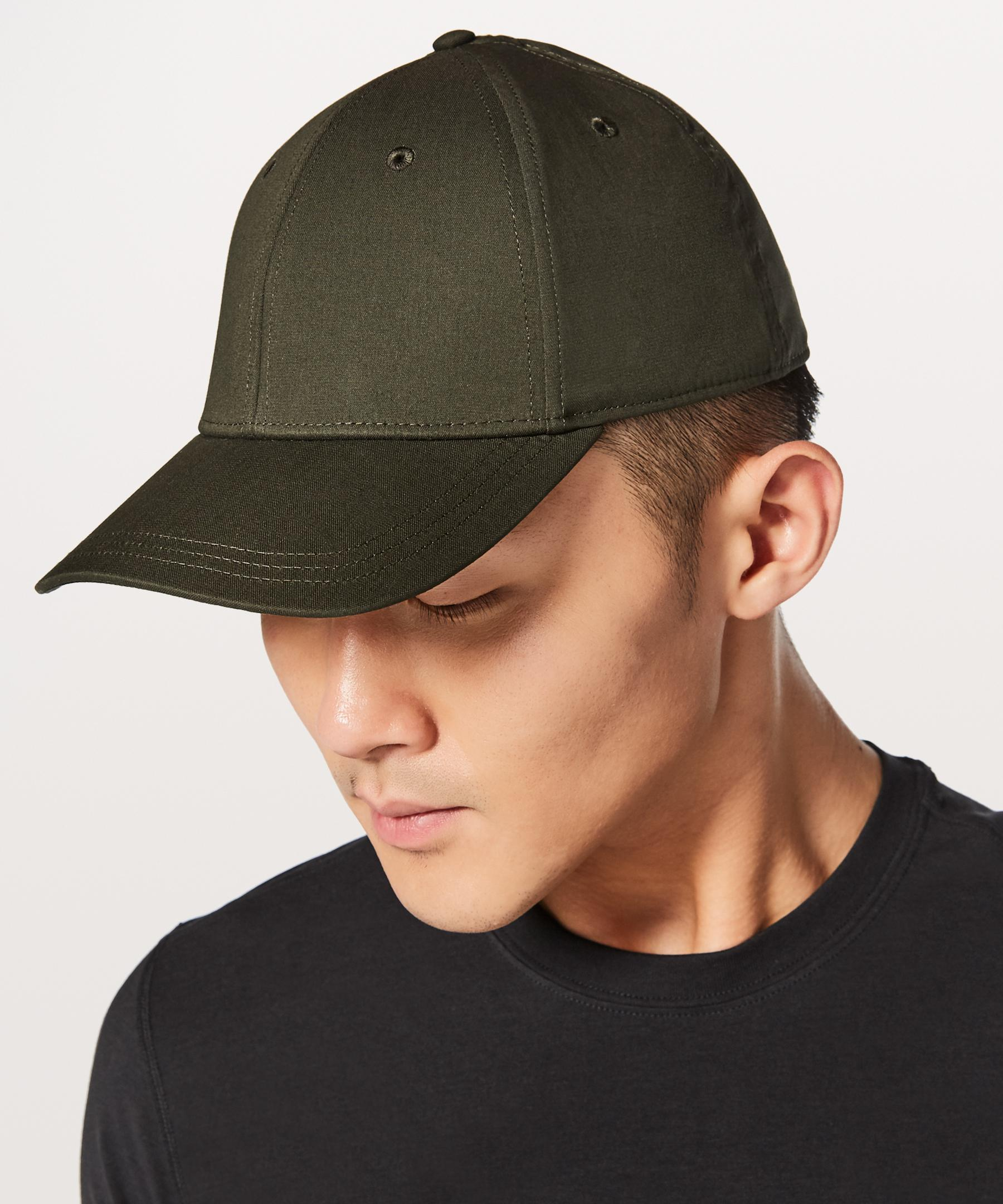 065621dff2a lululemon athletica - Green On The Fly Ball Cap for Men - Lyst. View  fullscreen