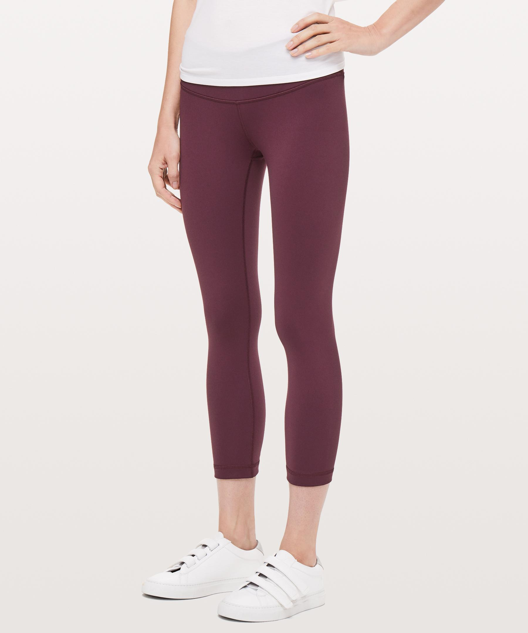 148f6f799 lululemon athletica Wunder Under Crop Iii  full-on Luon 21