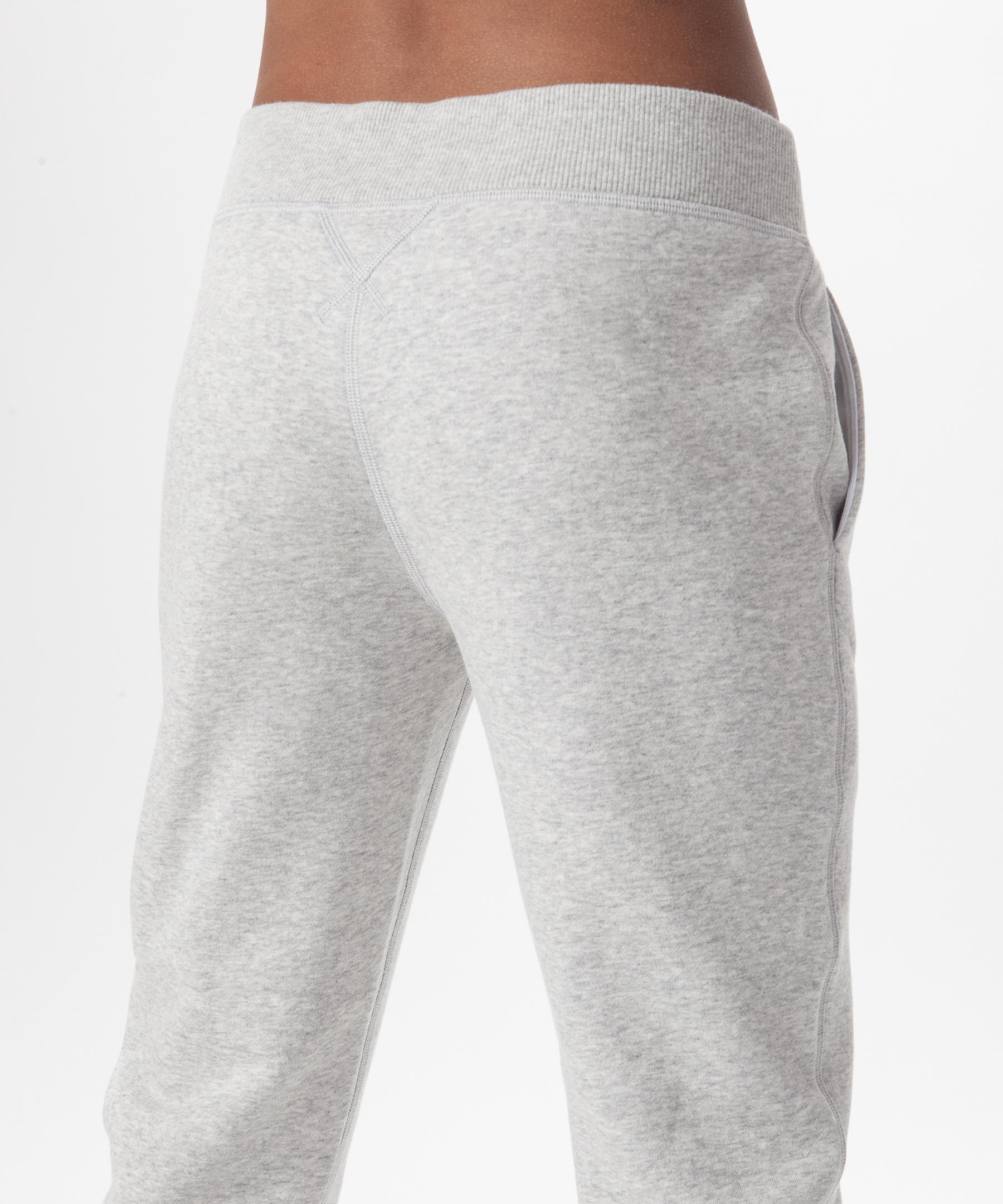 cd6c82c934 Lyst - lululemon athletica Forever In Fleece Sweatpant - Girls in Gray