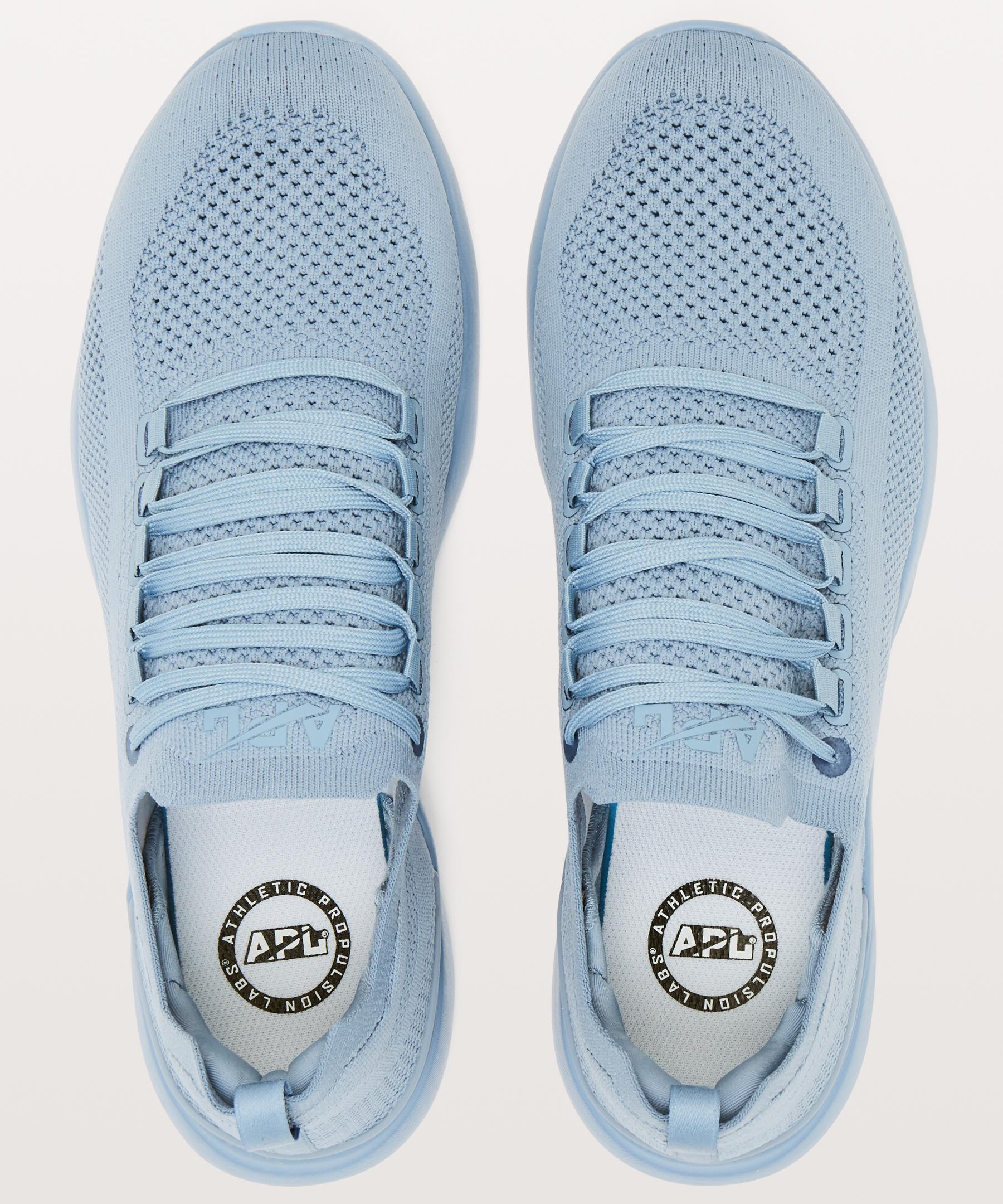 Techloom Breeze Shoe in Grey Denim
