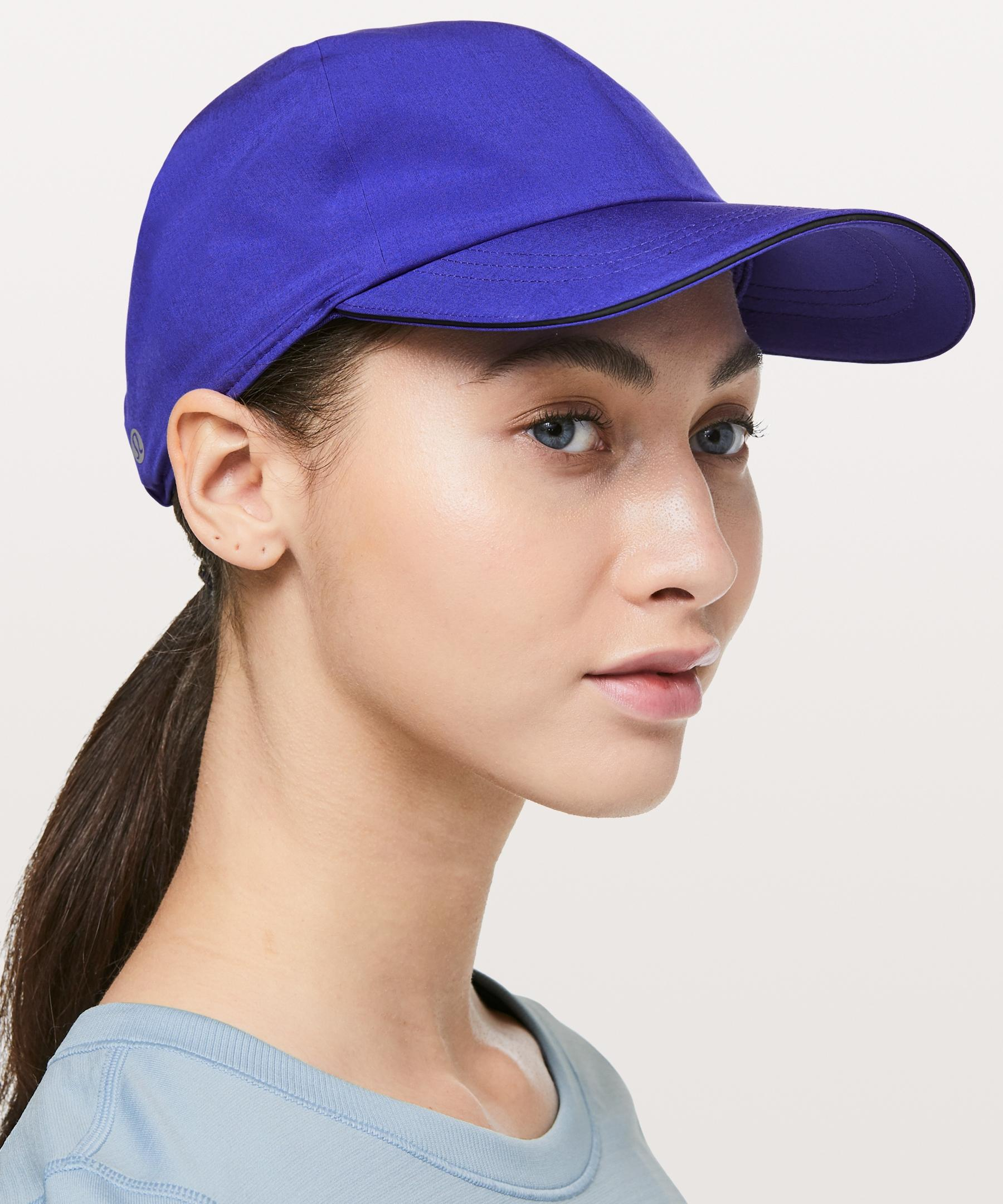 6bef868575a Lyst lululemon athletica baller hat run in blue jpg 1800x2160 Baller hat