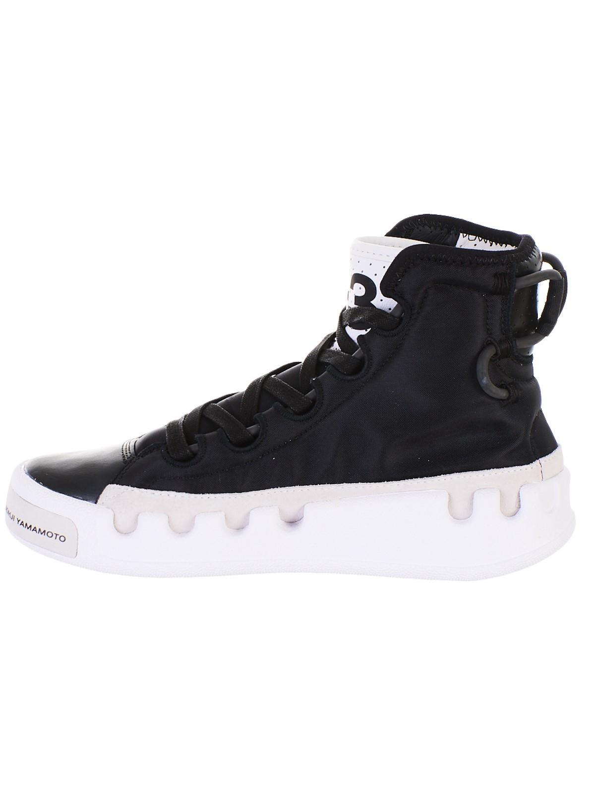 c6ae5ee214aba Lyst - Y-3 Black Kasabaru Sneakers in Black for Men - Save 1%