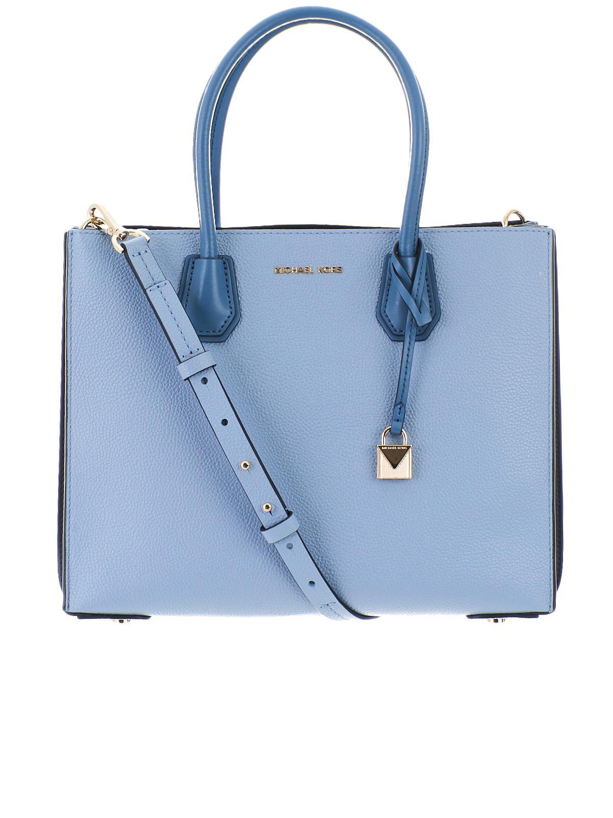 Light Blue Mercer Lg Bag