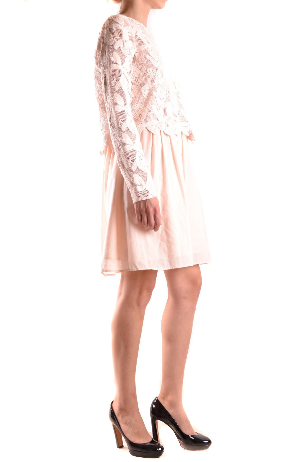 1b838e9f567e Lyst - See By Chloé See By Chloè Dress in Pink