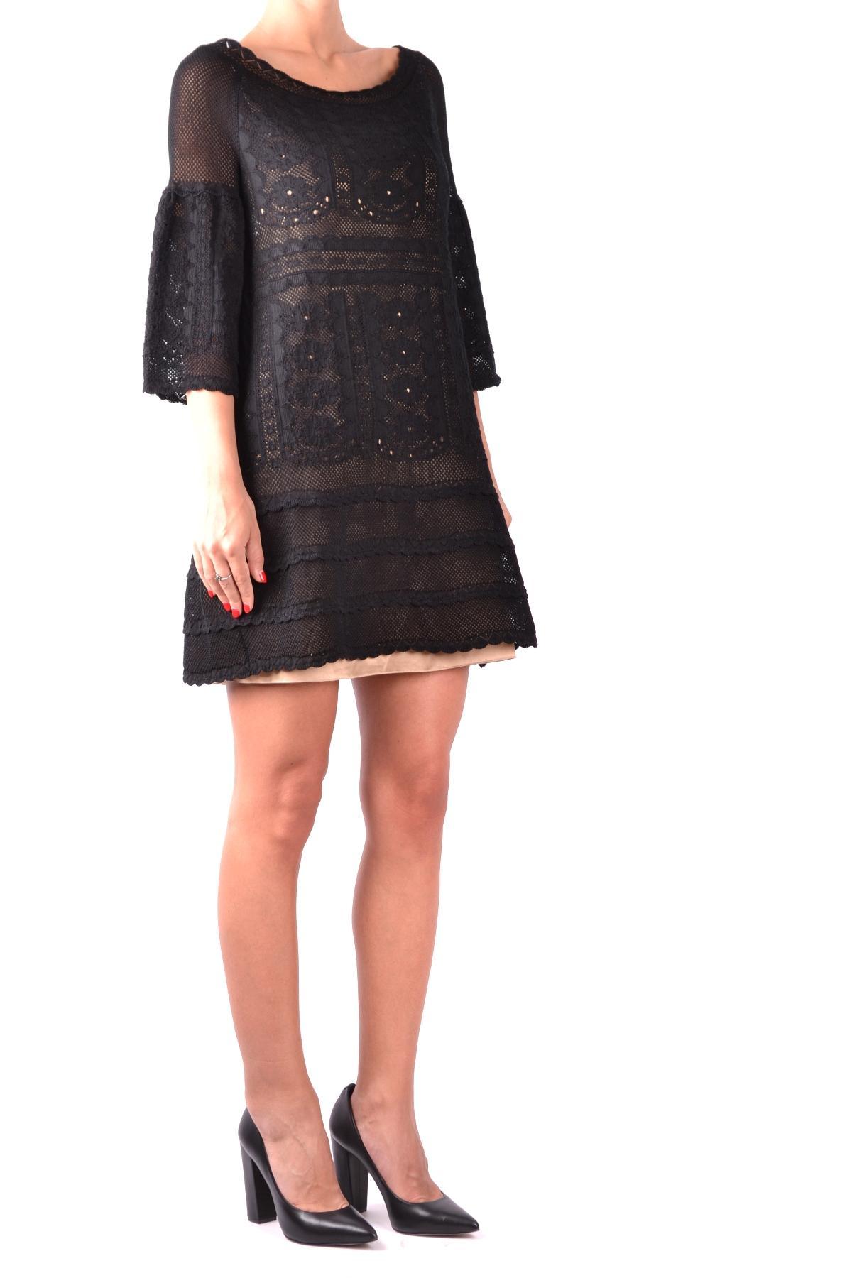 best value e56e6 64fdb Women's Black Cotton Dress