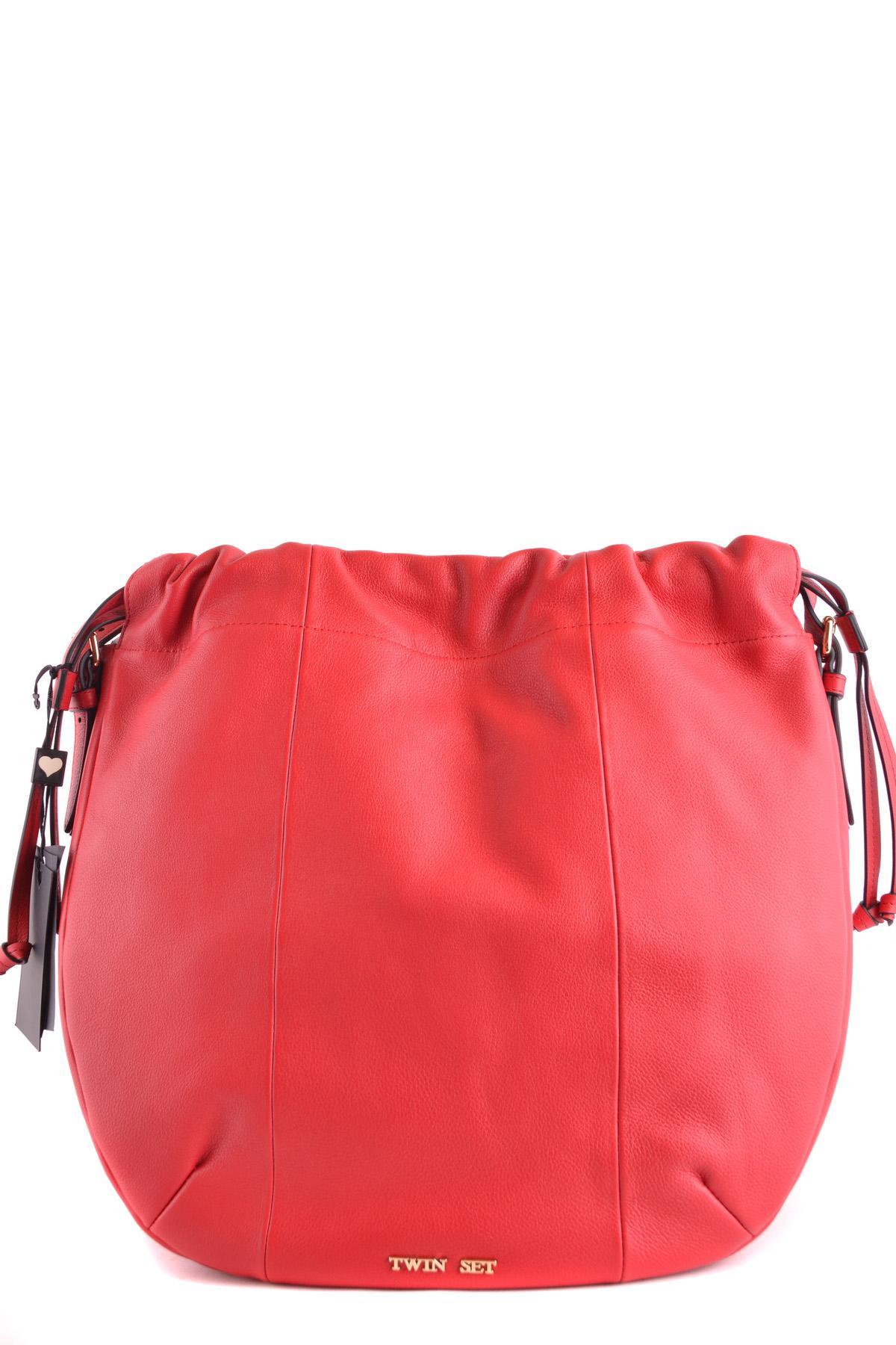 13d9bfa7bc3a Simona Twin Barbieri Lyst Red In Bags Set 5q1WqP