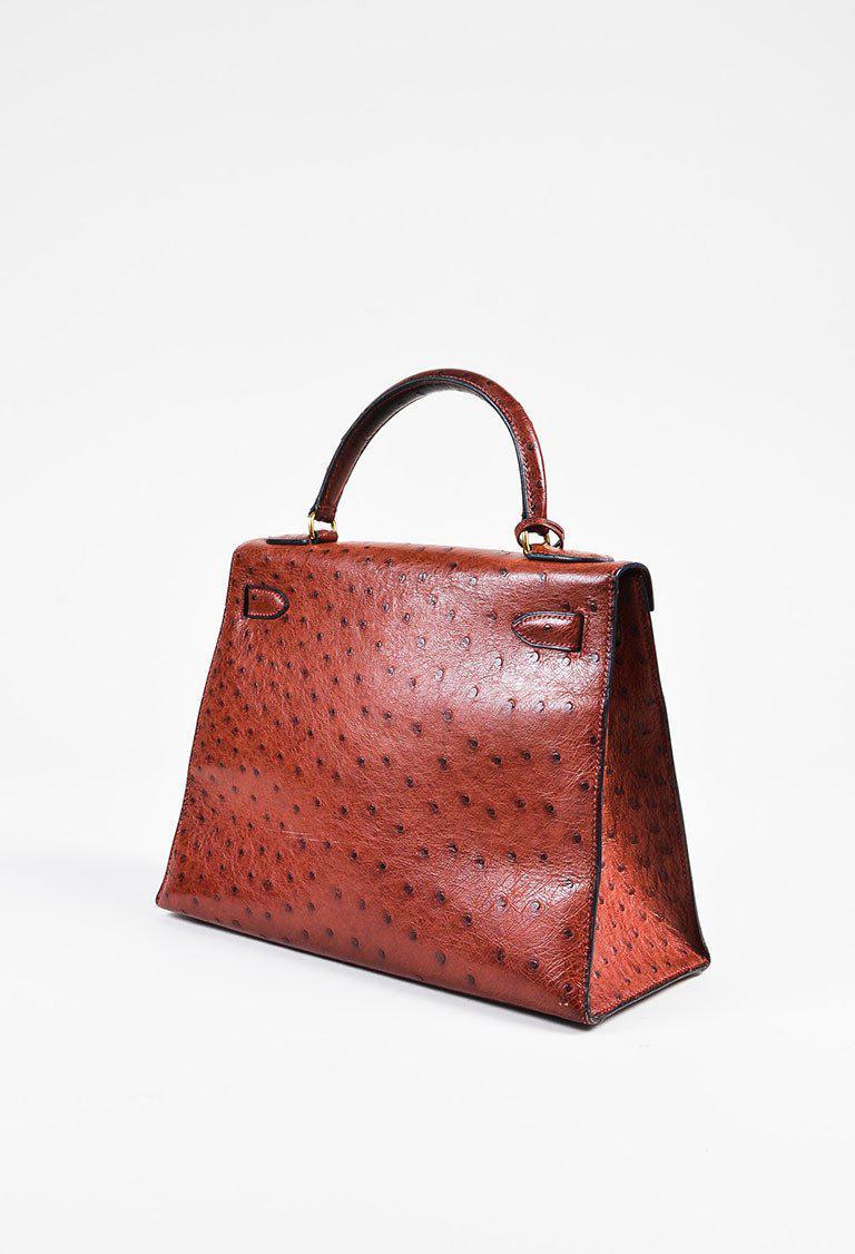 b59888a82057 Lyst - Hermès Vintage