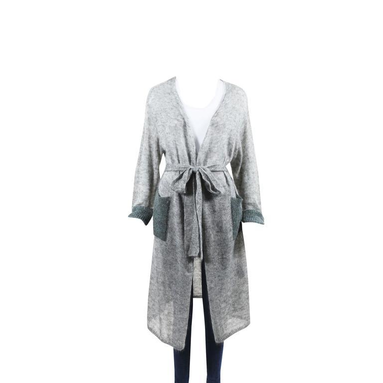 Lyst - Tu Es Mon Tresor Gray Multicolor Wool Blend  im Very Alone ... c9de9609e