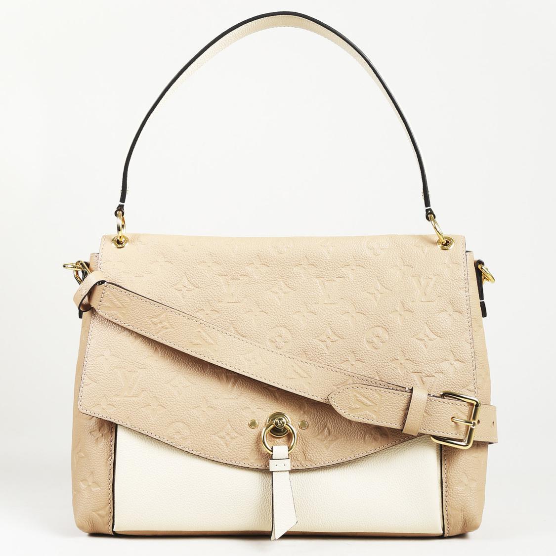 0c98da687c4b Lyst - Louis Vuitton Monogram Empriente Leather