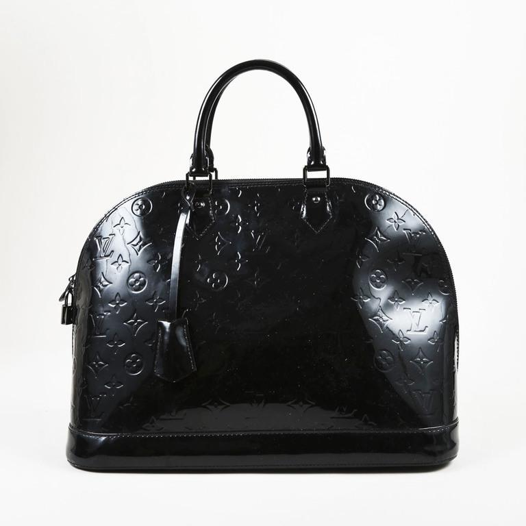 5465f0f2b69e Lyst - Louis Vuitton Black Monogram