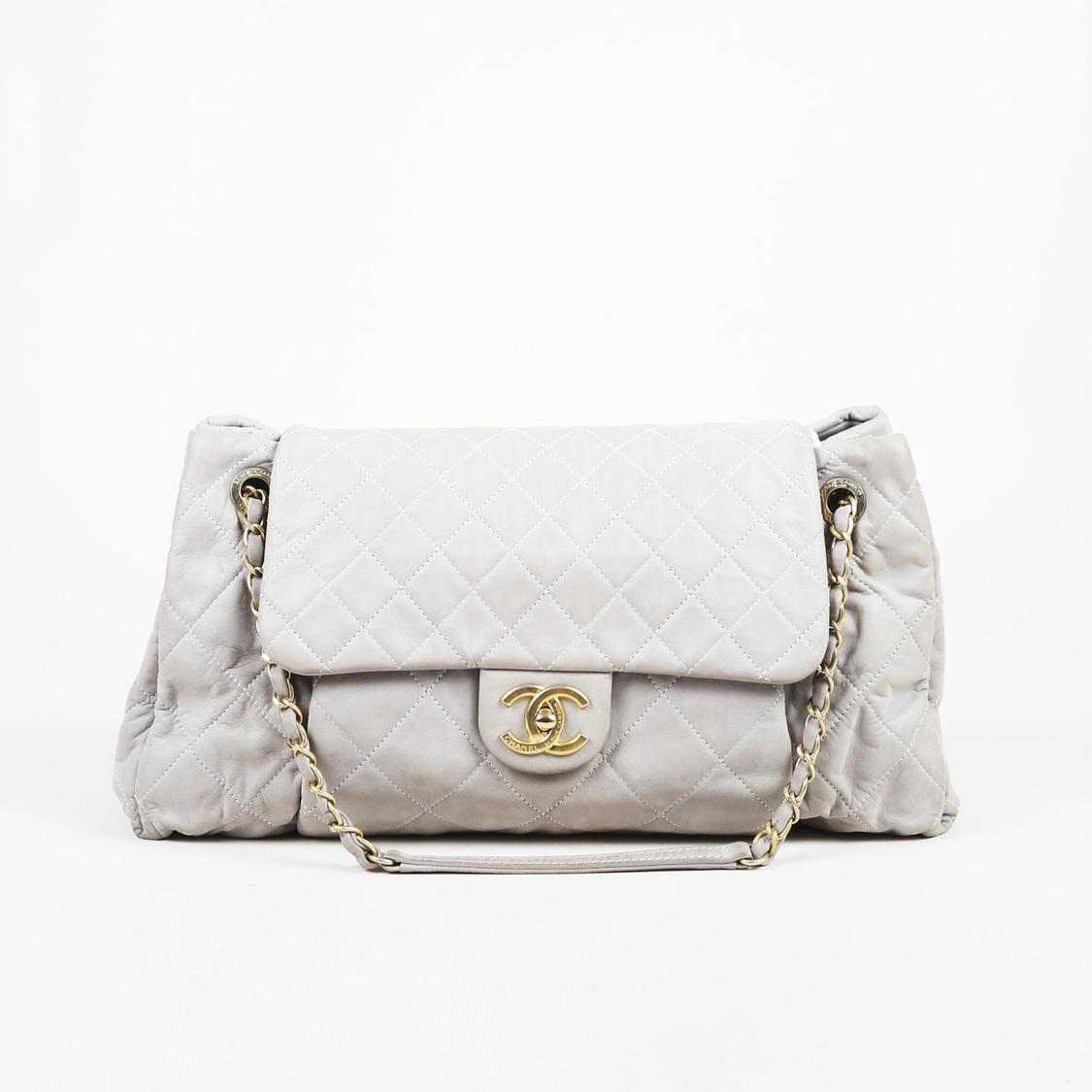 dd676acb3fd4 Chanel Quilted Leather