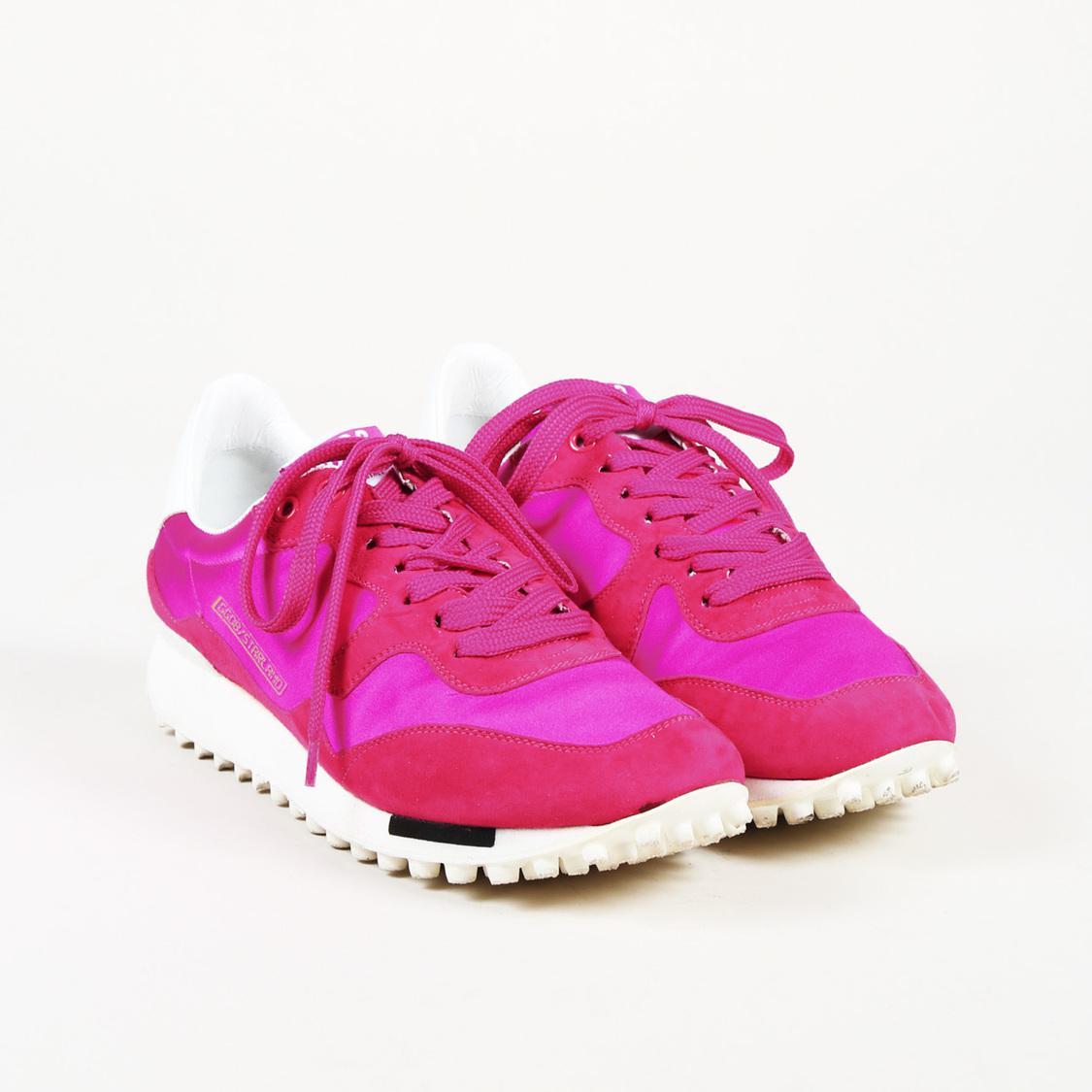 huge discount ee3e4 8ad6d golden-goose-deluxe-brand-Pink-Nylon-starland-Sneakers.jpeg