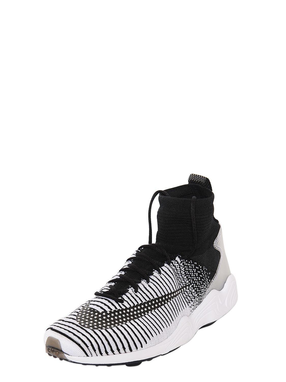 d39ed83191e Nike - Black Zoom Mercurial Flyknit Sneakers for Men - Lyst. View fullscreen