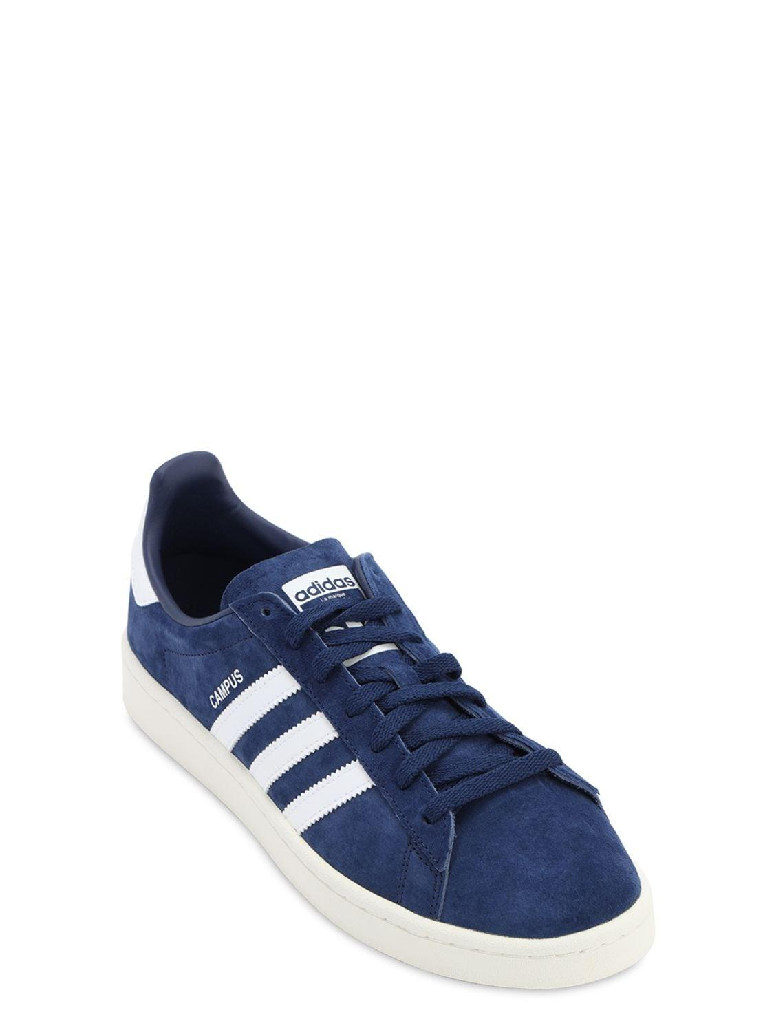 adidas Campus Sneakers in Navy (Blue) for Men - Lyst