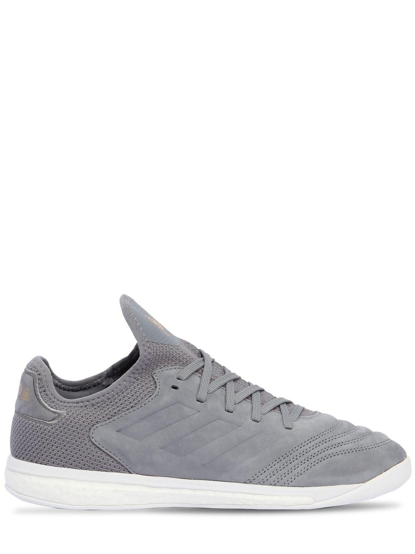 big sale a370f c78e3 adidas Originals. Mens Gray Copa 18+ Tr Premium Sneakers