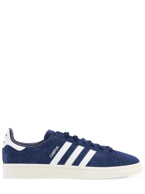 con las manos en la masa Inmunizar Tentación  adidas Synthetic S Campus Low Top Lace Up Running Sneaker in Navy (Blue)  for Men - Save 69% - Lyst