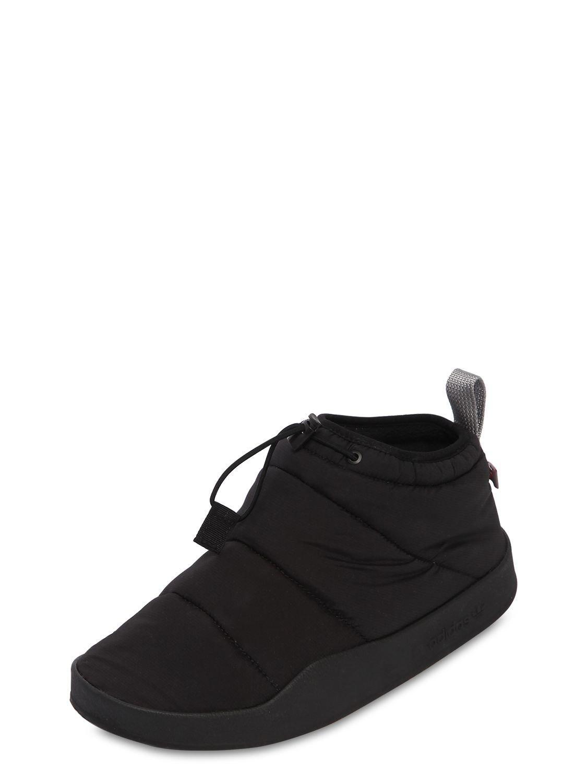 Lyst - adidas Originals Adilette Prima Sneakers in Black a284cbf2c