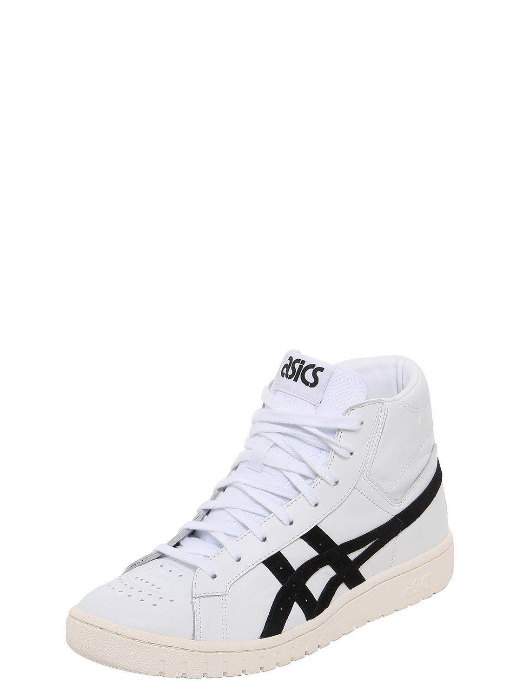 asics high top shoes