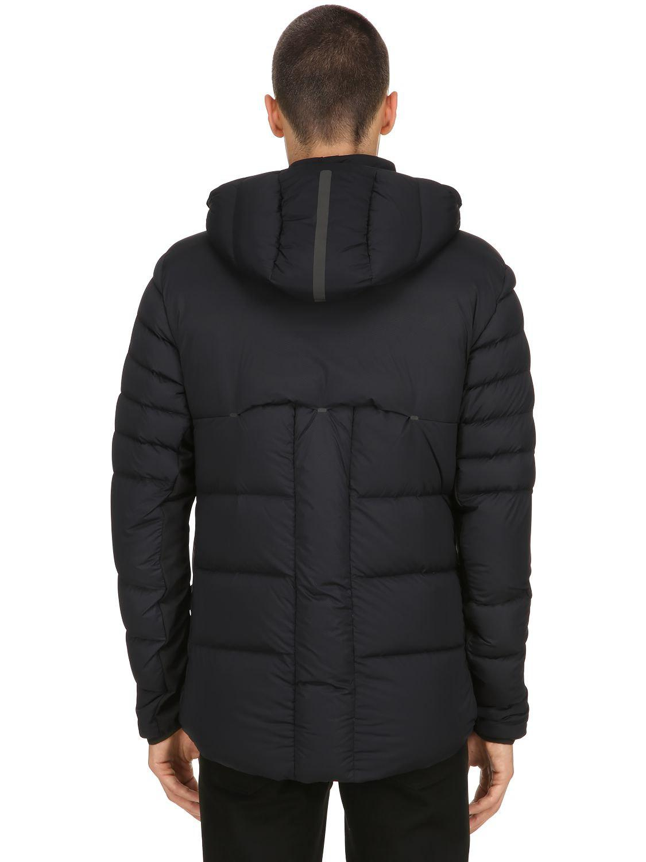 ebfce1528 Belstaff Atlas Down Jacket in Black for Men - Lyst