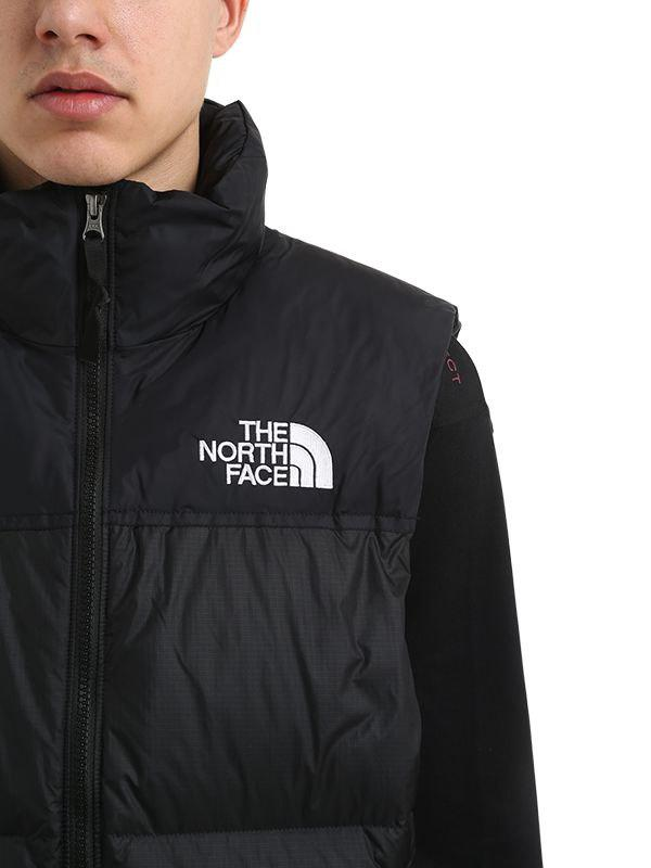 6a4ae58b1f0 The North Face - Black Doudoune Sans Manches