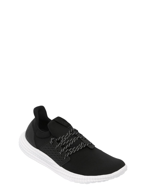 brand new 0a72a a75f5 Adidas Originals - Black Athletics 24 Sneakers for Men - Lyst. View  fullscreen