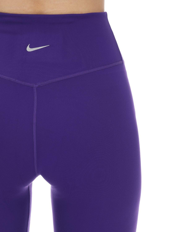 "Leggings ""Swoosh Run"" Nike de color Morado"