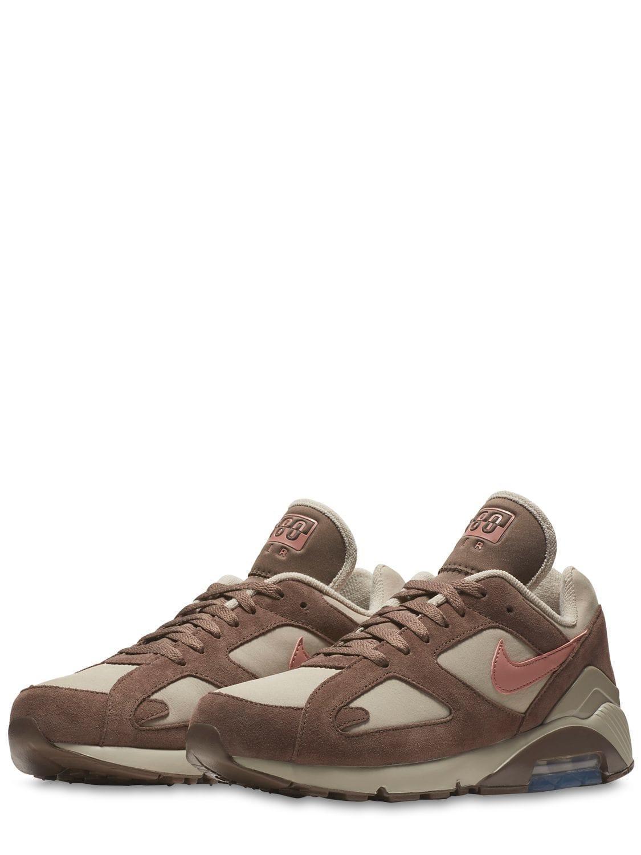 ec7ee78717ac Lyst - Nike Air Max 180 Sneakers in Brown for Men
