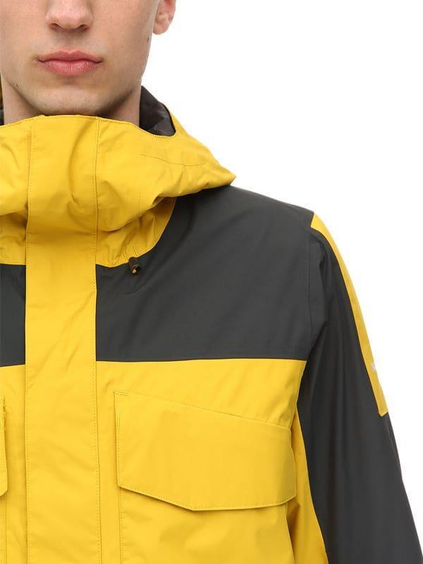 Men's Yellow Fantasy Ridge Jacket
