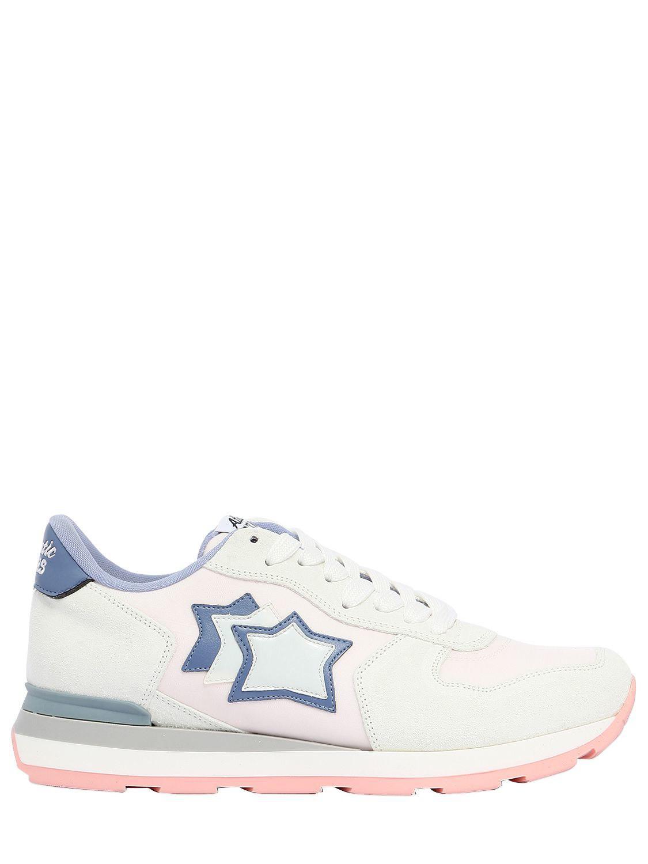 Ice color and pink Vega sneakers Atlantic Stars IVcRi4u