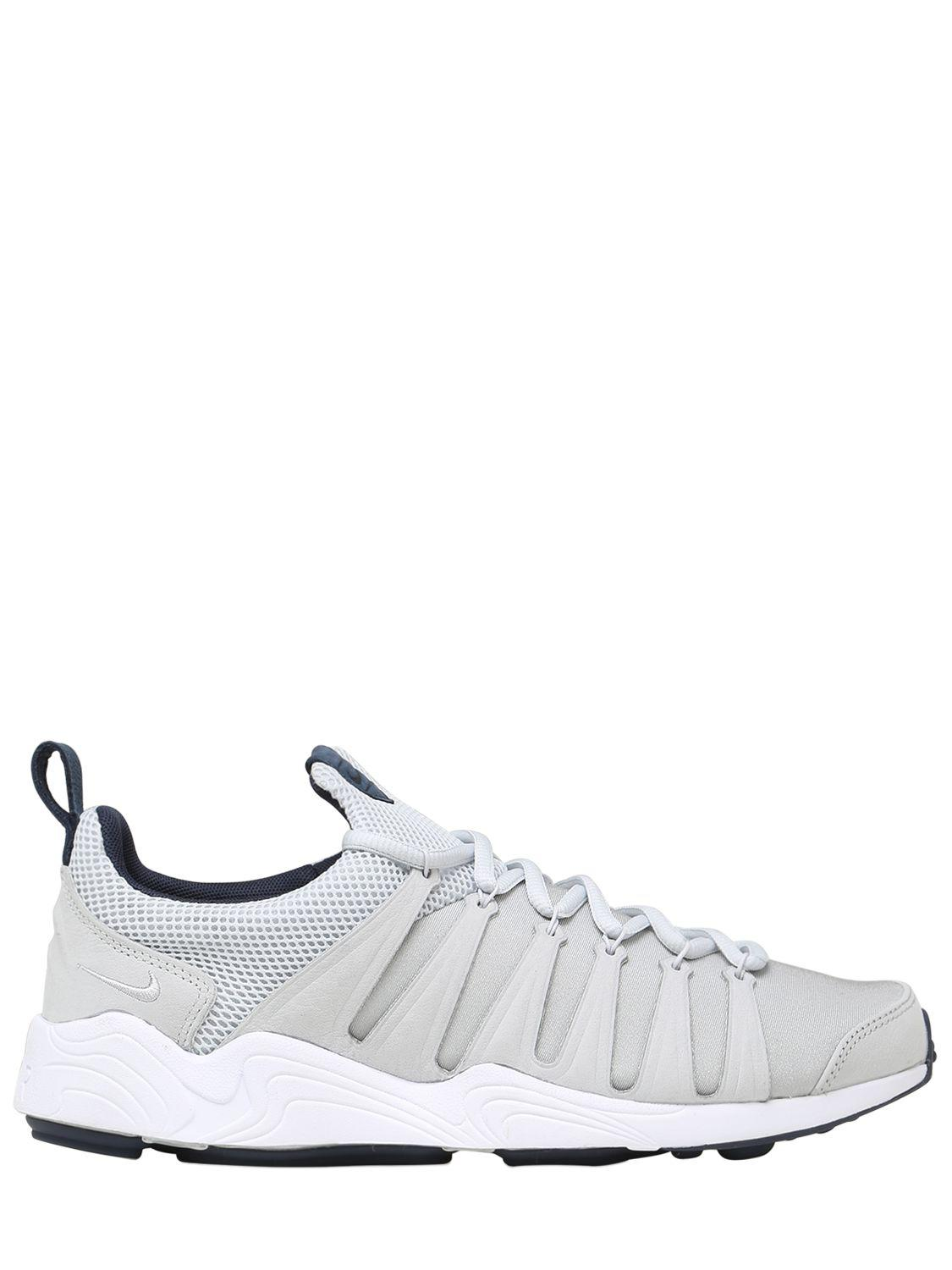 fc3e1dfab546 Nike Lab Air Zoom Spirimic Sneakers in White for Men - Lyst