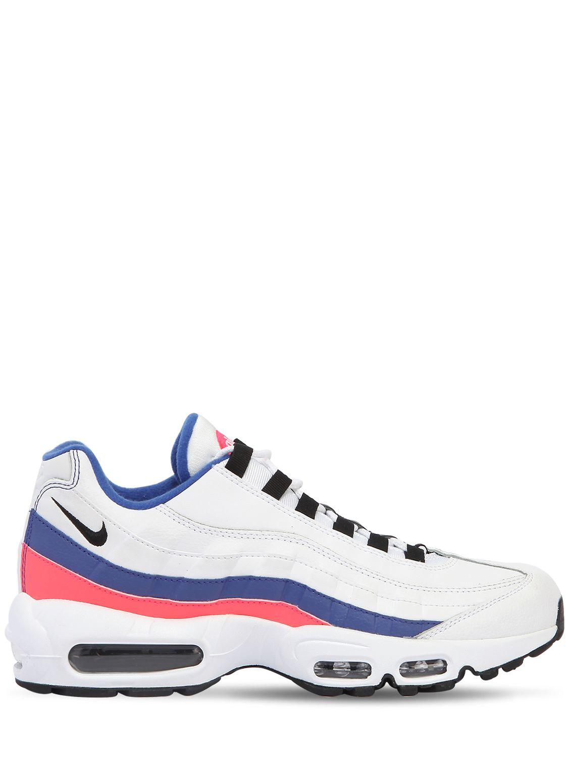 7ca8ff11e4 Nike Air Max 95 Essential Sneakers in Blue for Men - Lyst
