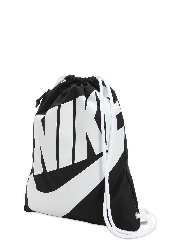 6fdfac6ab5cd2 Nike Nylon Drawstring Bag
