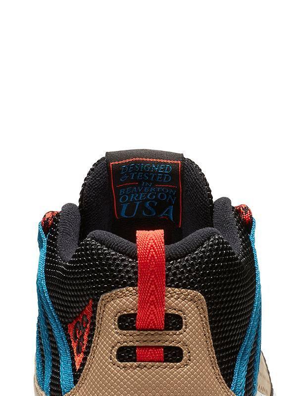 buy popular ec766 99323 Nike - Multicolor Okwahn Ii Acg Sneakers for Men - Lyst. View fullscreen