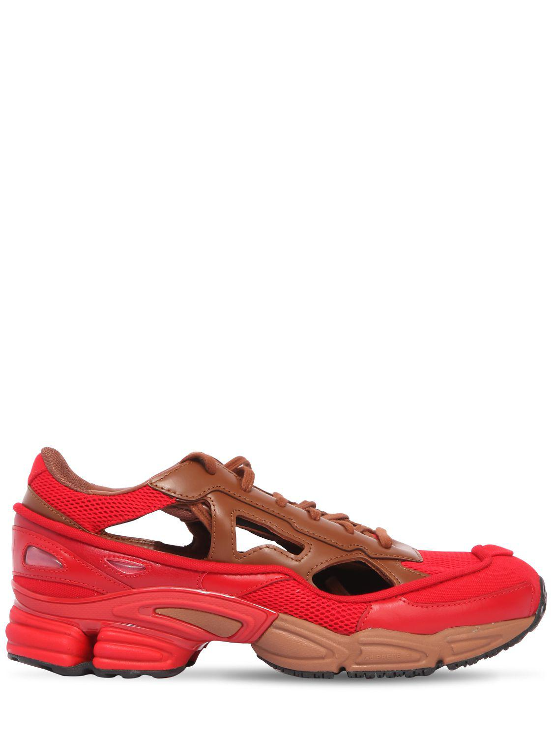sneakers for cheap 569c6 6e734 Lyst Adidas By Raf Simons Rs Replicant Ozweego Sneakers Socks In