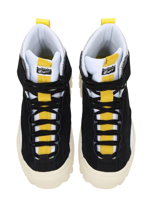 Asics Chunky Runner Mt High Sneakers in