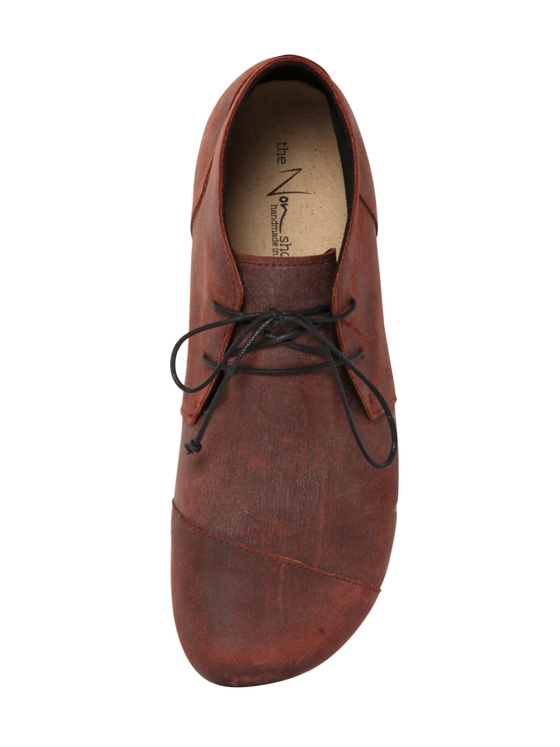 Lyst Peter Non Waxed Amp Brushed Suede Chukka Boots In Red