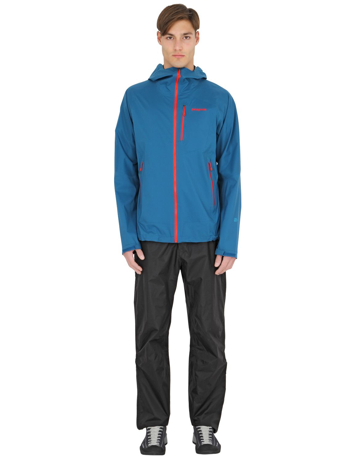 Patagonia Synthetic Stretch Rainshadow Nylon Ripstop Jacket in Blue for Men