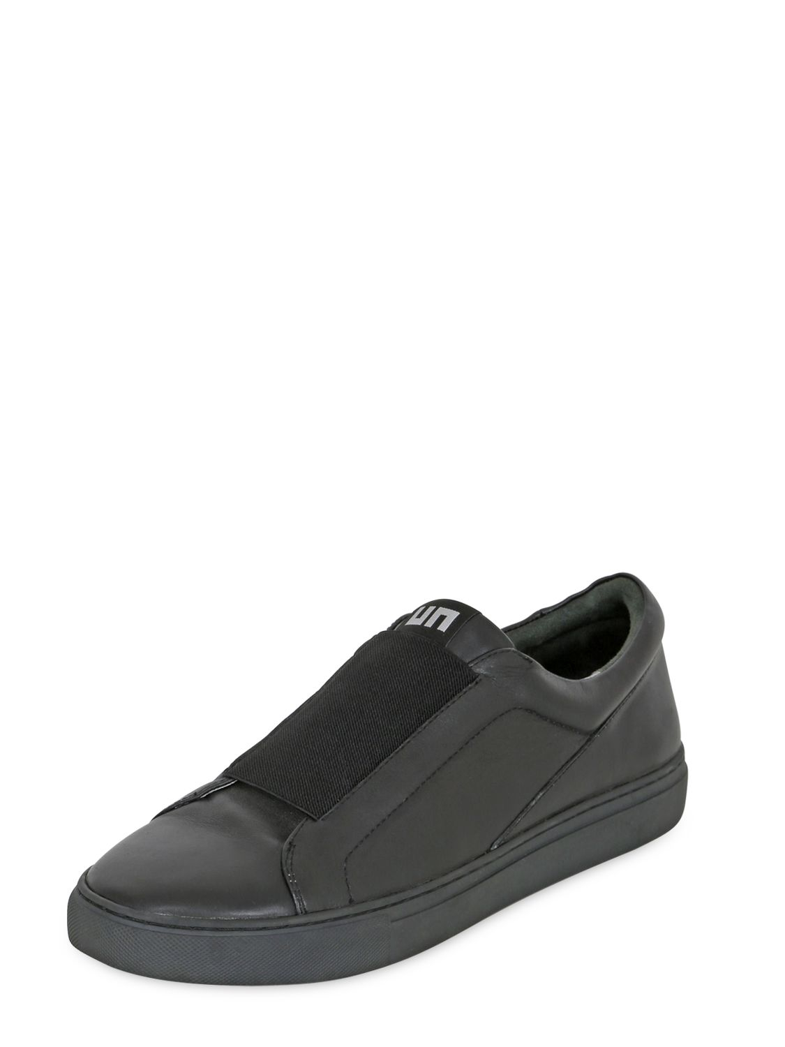 United Nude Stanley Nappa Leather Slip-on Sneakers in Black for Men