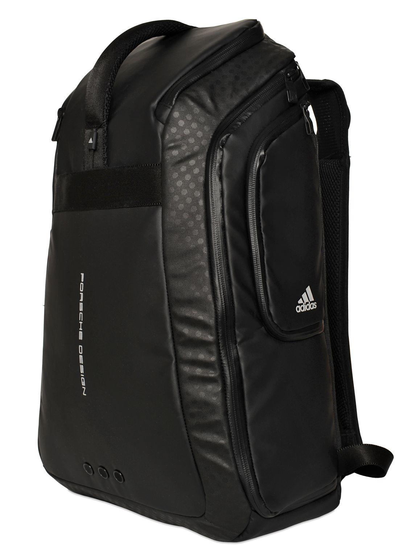 lyst porsche design bounce backpack in black for men. Black Bedroom Furniture Sets. Home Design Ideas