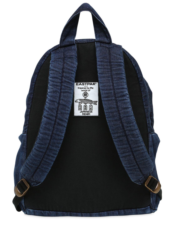 Eastpak 24l Padded Cotton Backpack
