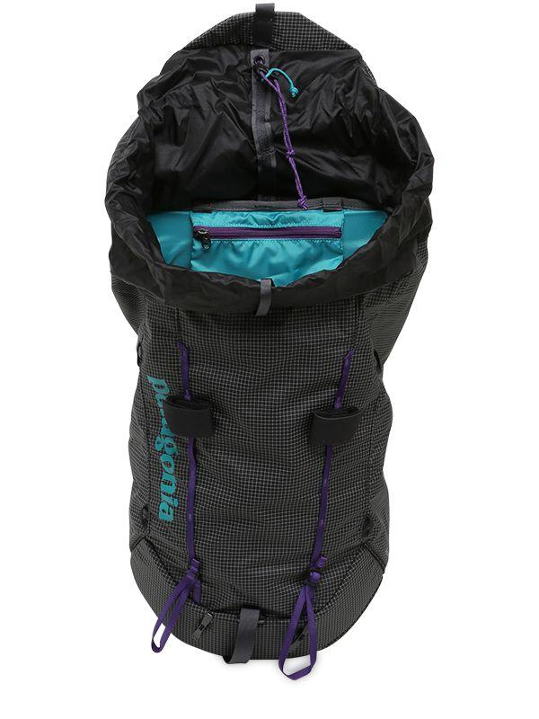Patagonia Synthetic 30l Ascensionist Nylon Ripstop Backpack in Black for Men
