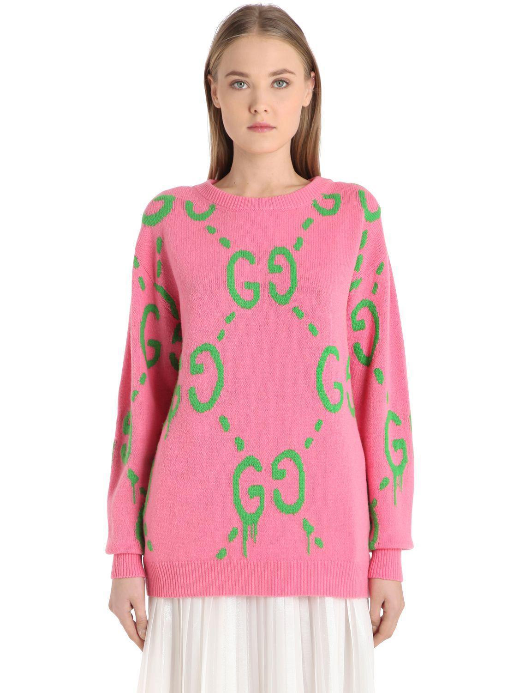 Chanel Logo Sweater