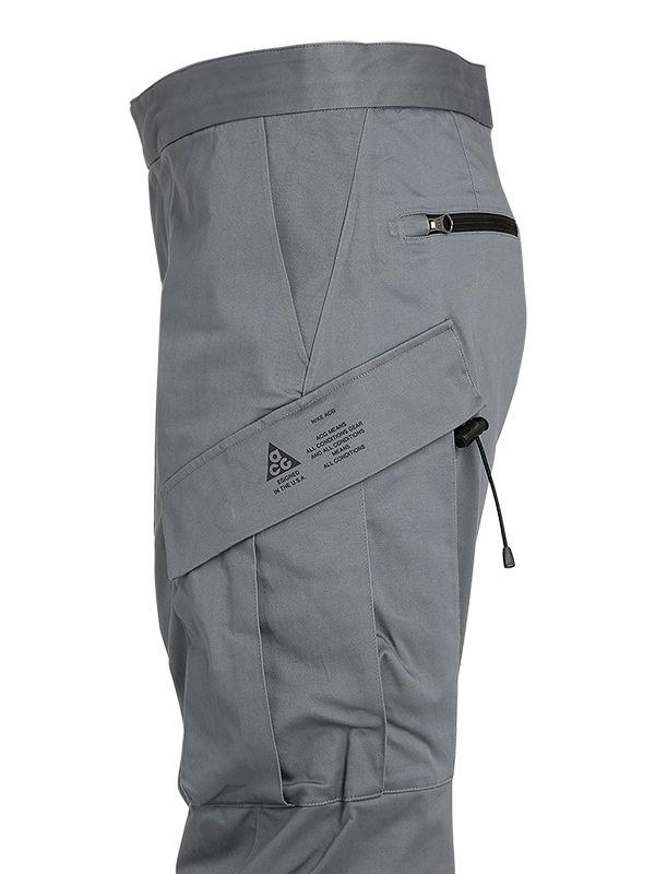 Nike Nikelab Acg Cargo Pants In Gray For Men Lyst
