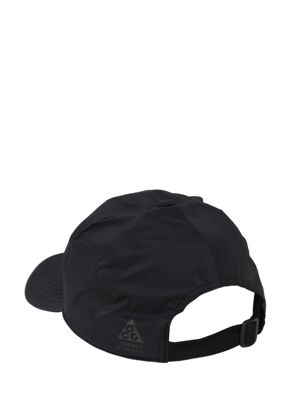 f33ecac1 Nike Nikelab Acg Waterproof Hat in Black for Men - Lyst