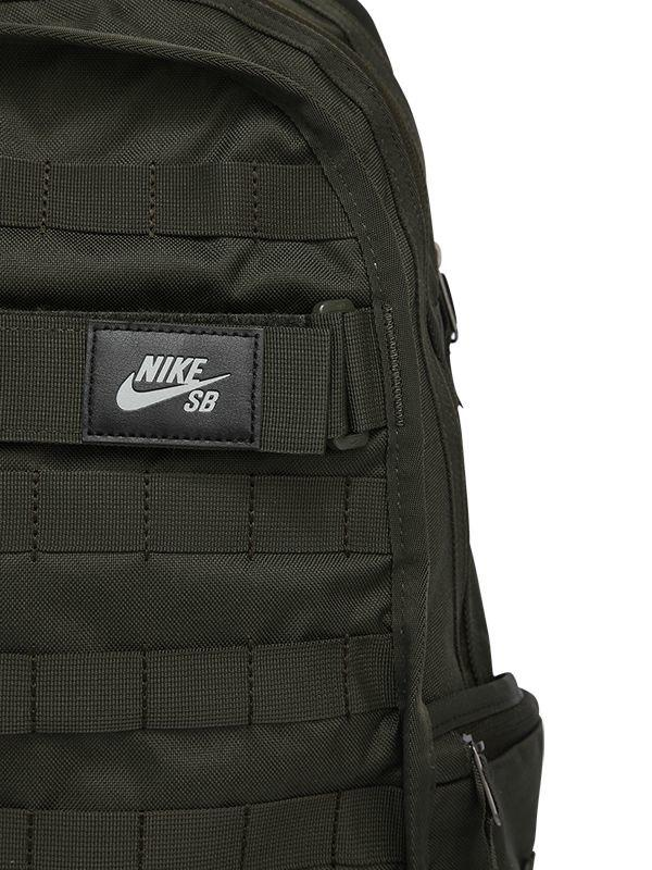 Nike Synthetic Rpm Skateboarding Backpack in Army Green