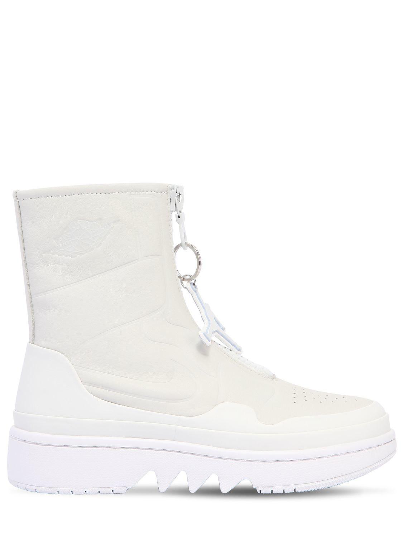 Nike. Women's White Air ...