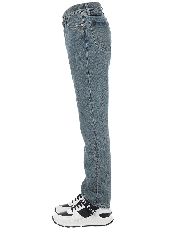 Burberry Baumwolle Jeans Aus Baumwolldenim in Blau für Herren etEq2
