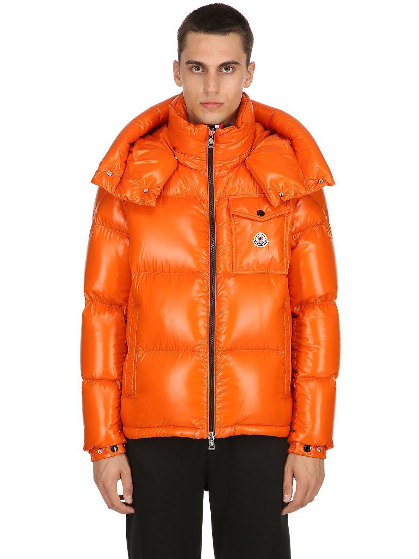 moncler Blazers Orange