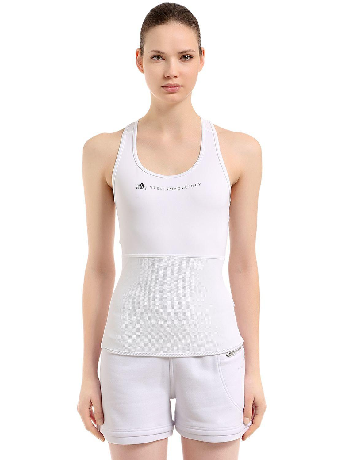Discount Codes Shopping Online adidas ESSENTIALS TANK TOP W/ MESH PANEL Under 70 Dollars Clearance Geniue Stockist Cheap With Paypal p7QWeFhi4